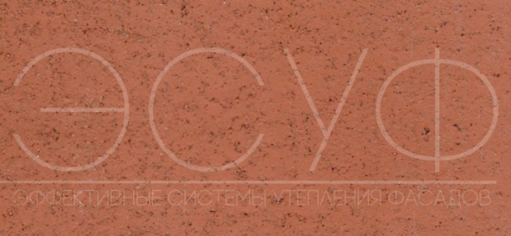 Фасадная плитка ELLKON с каменным наполнением - цвет 0047 (рыжий)