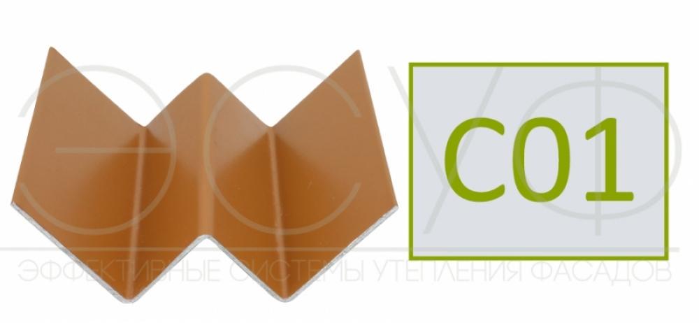 Профиль внутреннего угла Cedral C01