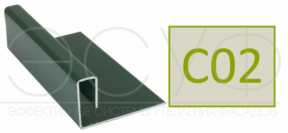 Конечный профиль Cedral C02