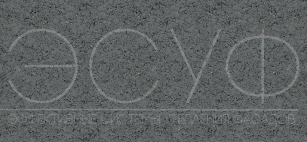 Фасадная плитка ELLKON с каменным наполнением - цвет 0272 (темно-серый)