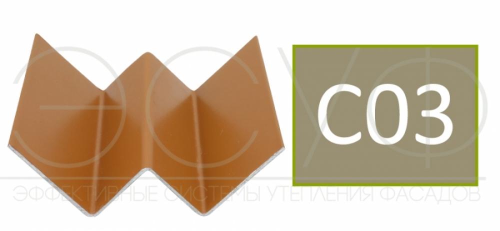 Профиль внутреннего угла Cedral C03