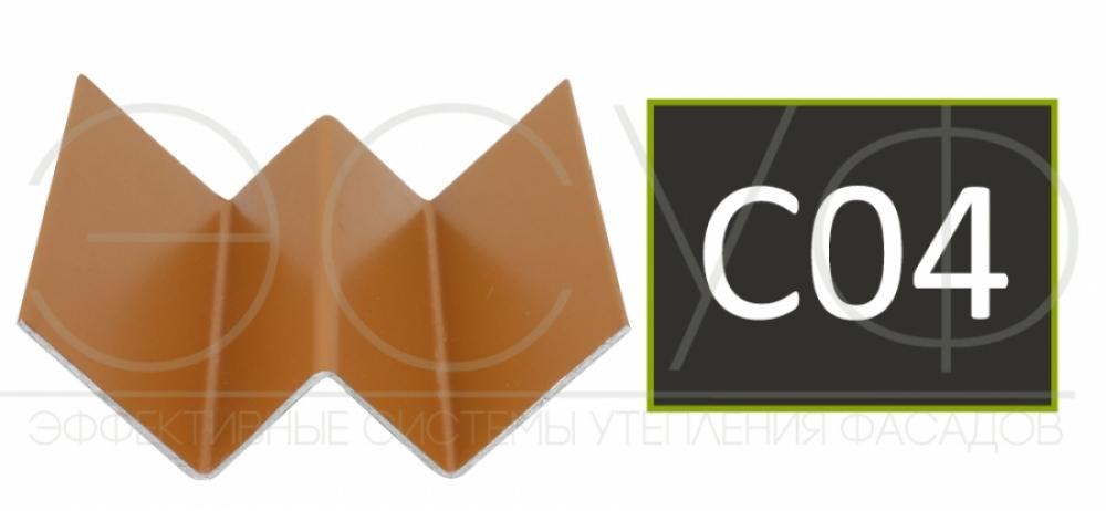 Профиль внутреннего угла Cedral C04