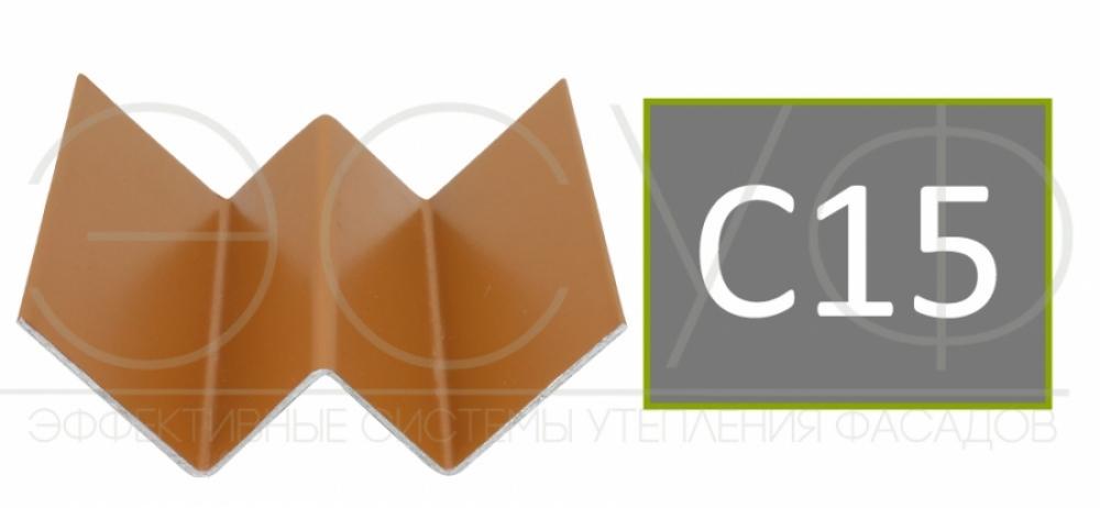 Профиль внутреннего угла Cedral C15