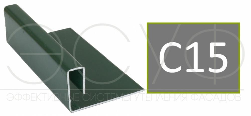 Конечный профиль Cedral C15