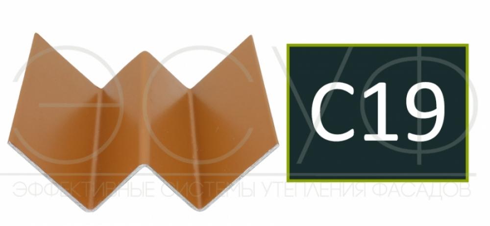 Профиль внутреннего угла Cedral C19