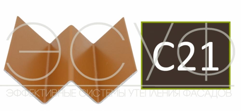 Профиль внутреннего угла Cedral C21