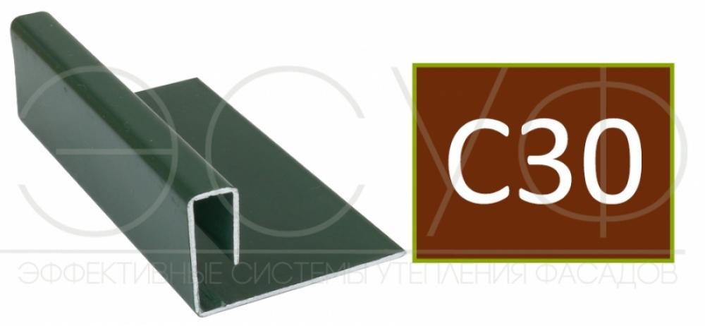 Конечный профиль Cedral C30