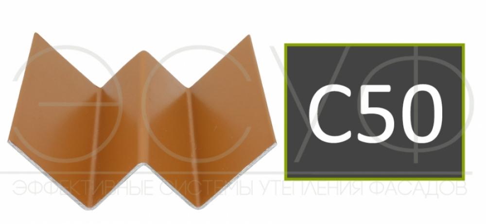 Профиль внутреннего угла Cedral C50