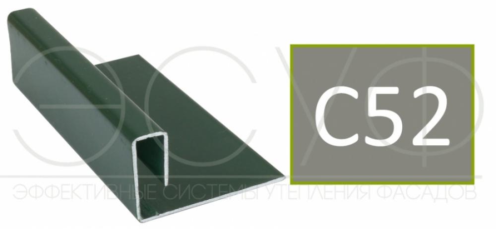 Конечный профиль Cedral C52