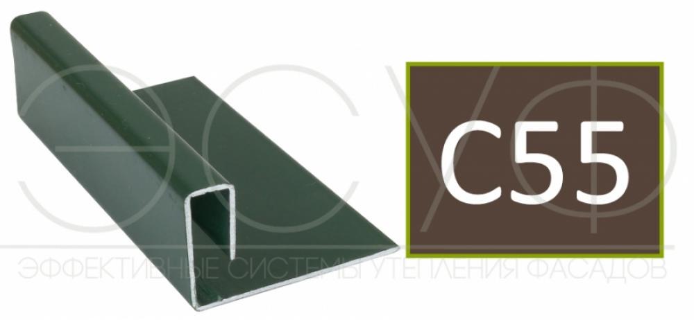 Конечный профиль Cedral C55