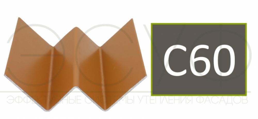 Профиль внутреннего угла Cedral C60