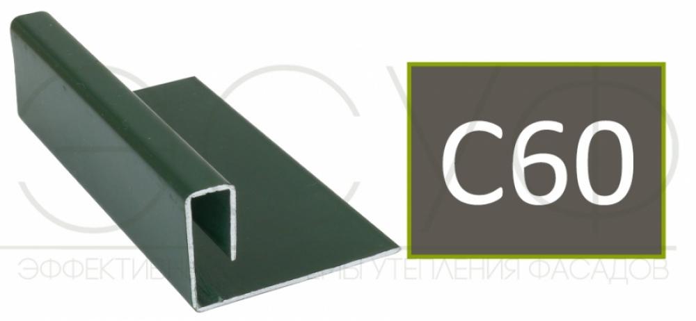 Конечный профиль Cedral C60