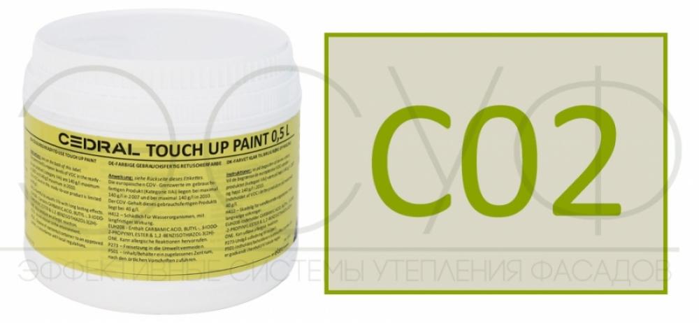 Краска Cedral C02 Солнечный лес