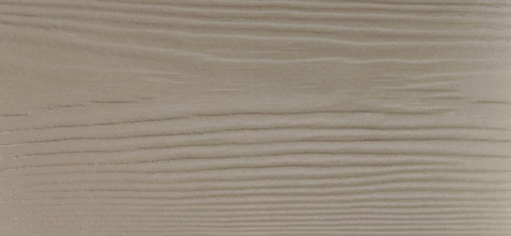 Сайдинг под дерево Cedral Lap Wood C14 Белая глина