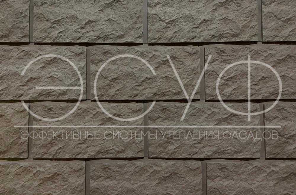 Фасадная плитка Каньон Большой сколотый камень 20
