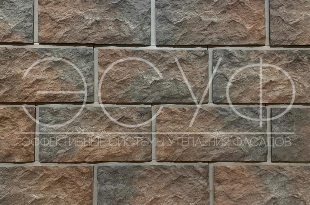 Фасадная плитка Каньон Большой сколотый камень 26
