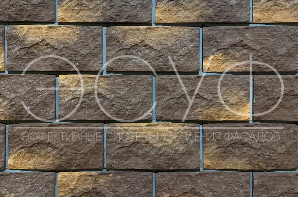 Фасадная плитка Каньон Малый сколотый камень 36