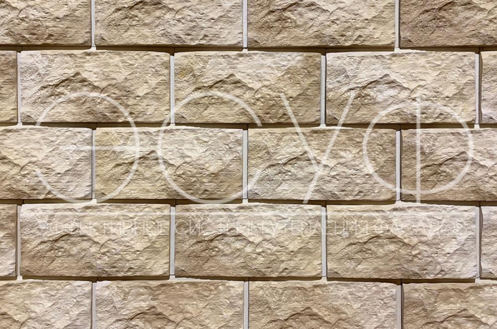 Фасадная плитка Каньон Малый сколотый камень 68