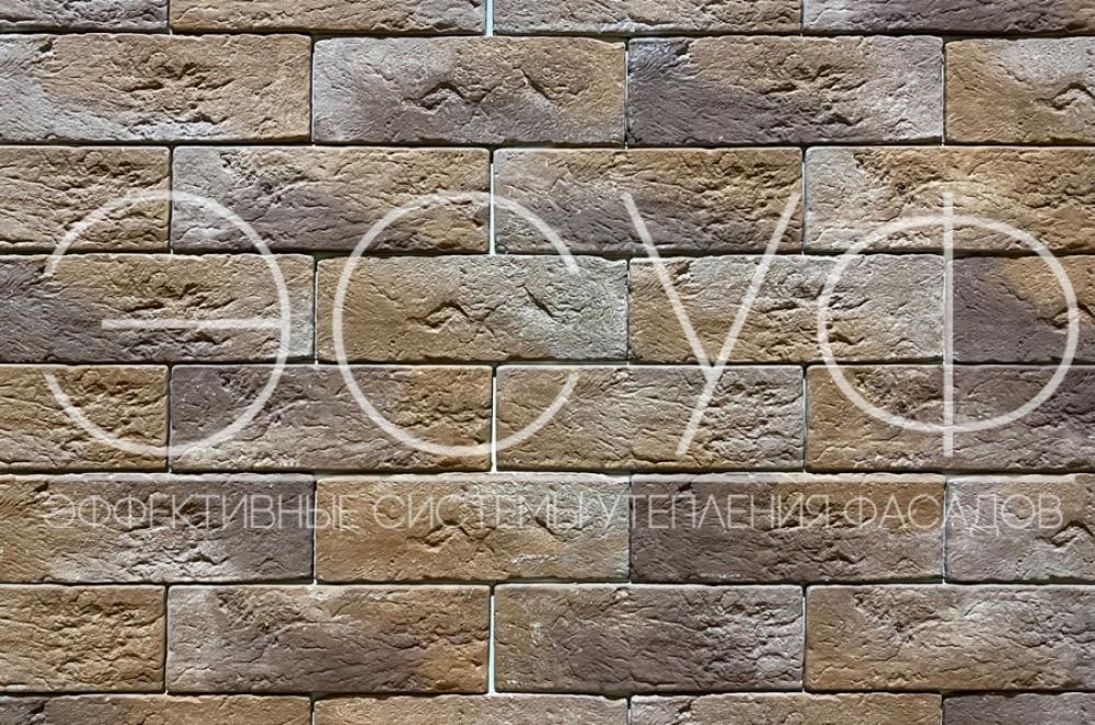 Фасадная плитка Каньон Канзас 37