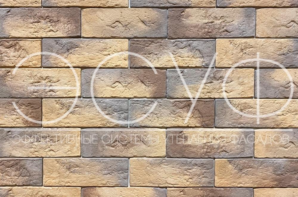 Фасадная плитка Каньон Канзас 49