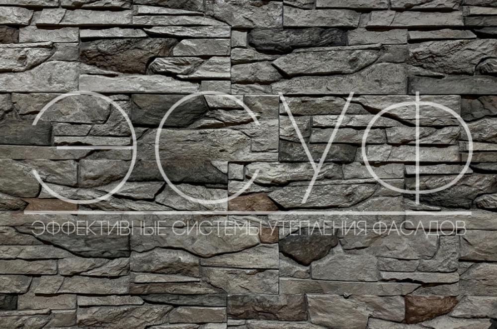 Фасадная плитка Каньон Сланец C50