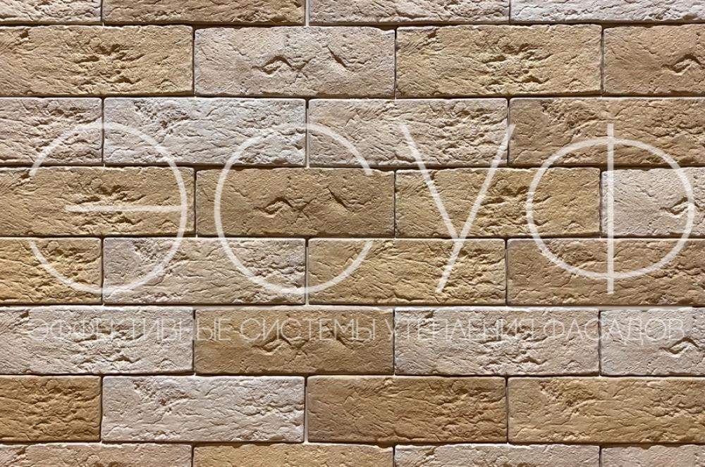 Фасадная плитка Каньон Канзас 68
