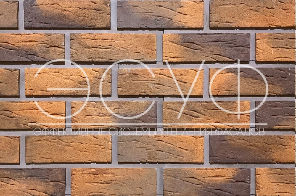 Фасадная плитка Каньон Клинкер 30