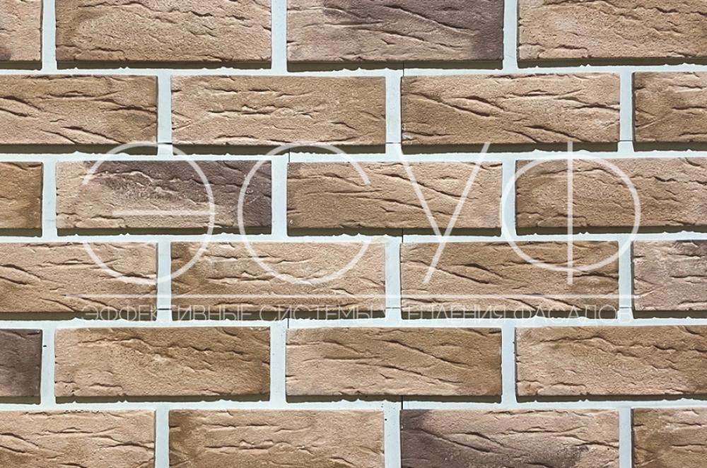 Фасадная плитка Каньон Клинкер 48