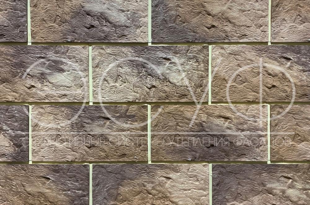Фасадная плитка Каньон Песчаник 31