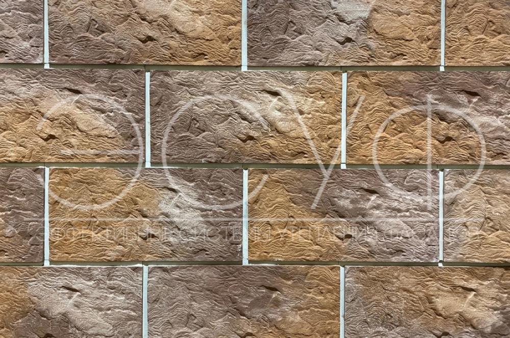 Фасадная плитка Каньон Песчаник 37