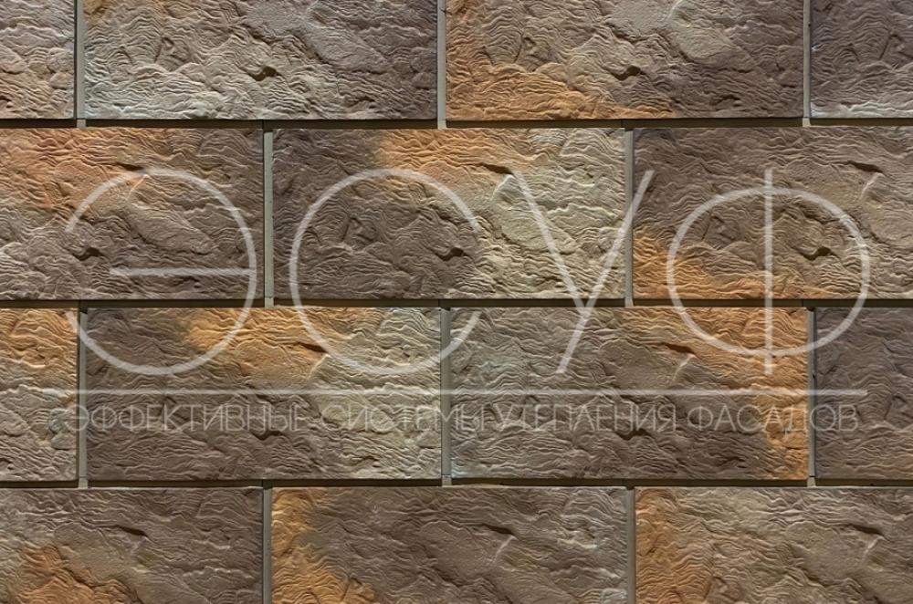 Фасадная плитка Каньон Песчаник 39