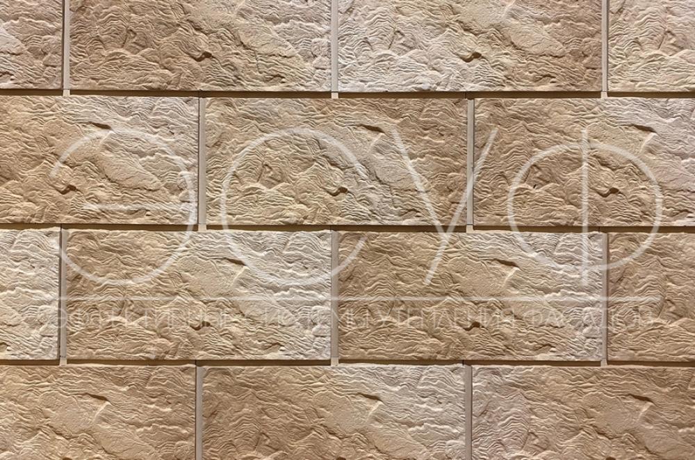 Фасадная плитка Каньон Песчаник 68