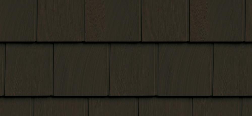 Сайдинг FOUNDRY Гладкая дранка 594 Мускатный