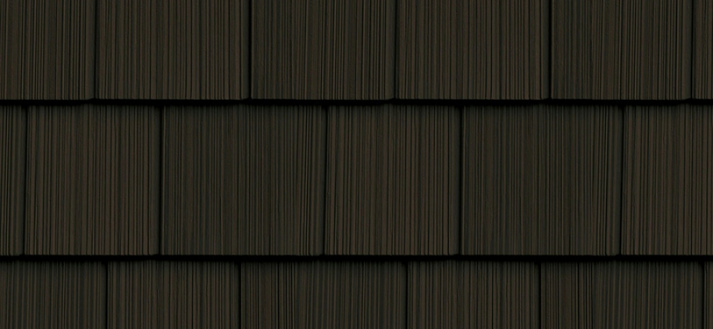 Сайдинг FOUNDRY Фактурная дранка 594 Мускатный