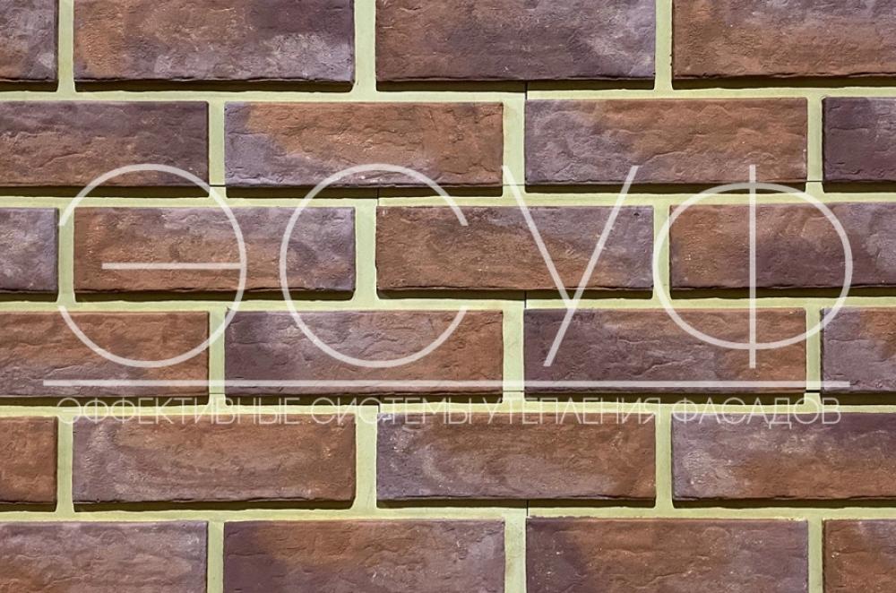 Фасадная плитка Каньон Мюнхенский кирпич 33