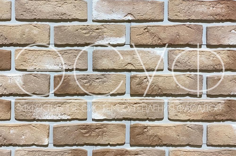 Фасадная плитка Каньон Конаковский кирпич 40