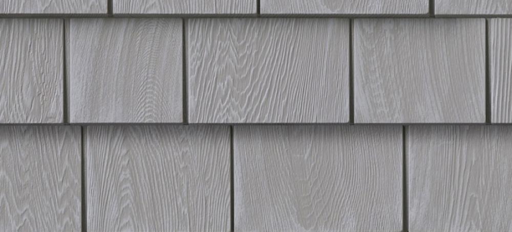 Сайдинг GRAYNE Белый кедр 401 Перламутровый серый