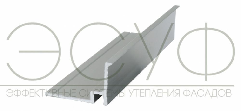 Стартовый профиль Cedral Click для вертикального монтажа