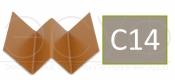 Профиль внутреннего угла Cedral C14