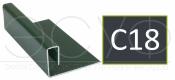Конечный профиль Cedral C18