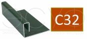 Конечный профиль Cedral C32