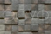 Фасадная плитка Каньон 3D-мозайка 45