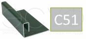 Конечный профиль Cedral C51