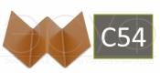 Профиль внутреннего угла Cedral C54