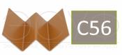 Профиль внутреннего угла Cedral C56
