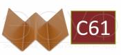 Профиль внутреннего угла Cedral C61