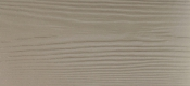 Сайдинг под дерево Cedral Wood C14 Белая глина