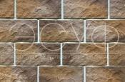 Фасадная плитка Каньон Большой сколотый камень 37