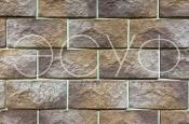 Фасадная плитка Каньон Малый сколотый камень 33