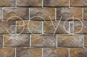 Фасадная плитка Каньон Малый сколотый камень 37